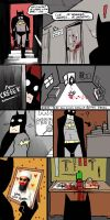 BATMAN: APPLES TO APPLES P11 by Lascaux