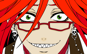 Grell Sutcliff by skeith-kun