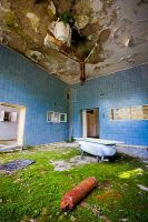 Abandoned soviet hospital by mjagiellicz