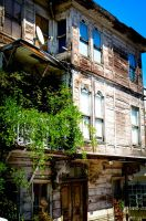 Arnavutkoy Old Houses3 by GonulBIKIM