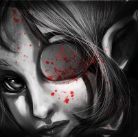 Blood by ryky