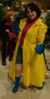 Cosplay Check: Jubilee by Rhythm-Wily