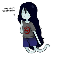 Marceline I remember you by Chiisao