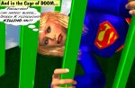 Brainiac's Trap for Supergirl 6 by CaptainZammo