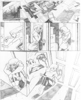 Stranger page 1 by RadPencils