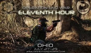 East Coast Operation End War: Eleventh Hour by RealActionPaintball
