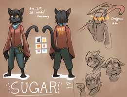 Oct 30: Sugar reference sheet by stupidyou3