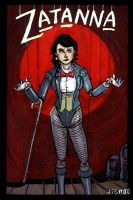 And Zatanna by didism