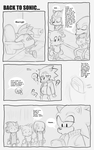 Sonic got Amy Pregnant Pg 32 by sonicxamy09