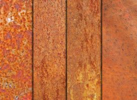 R is for Rusty Textures by sdwhaven