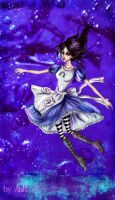 Alice: Night flight by Ank-sama
