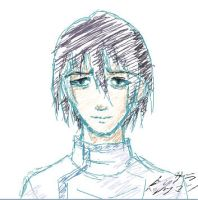 TC - smiling Victor UTK2 style by ChibiEdo