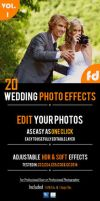 20 Wedding Photo Effects by hazrat1