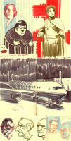 Travel Sketches4 by bear65