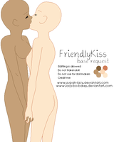 :BASE REQUEST: FriendlyKiss by Lacy-Bo-Basey