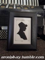 Eleventh Doctor Silhouette by AronDraws