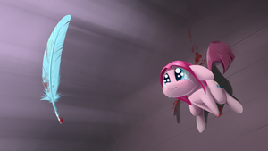 When angels deserve to die by Underpable