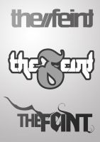 The Feint - Logo Designs by my-name-is-annie
