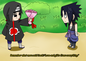 Naruto SD screenshot: Itasasu moment? by Tears-of-trinity