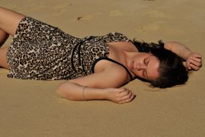 Stacey - leopard print 2 by wildplaces