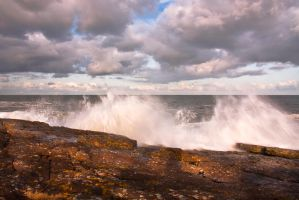 Northumberland Coast 4 by newcastlemale