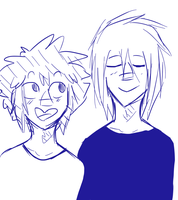 YAY It's Soriku Week! by OnigiriOwl