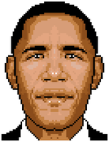 Pixel Barack by unusable
