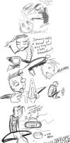 JTHM: Sketch dump by Lascaux