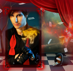 Eric Saade Wallpaper by RossLana