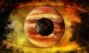 The Eye of the Universe by Lairis77