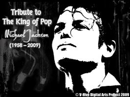 Tribute to the king of pop by vhive