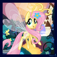 Flutter Breezy Painted by Hollulu