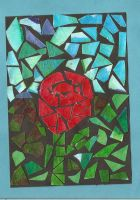 A Rose In The Green by Kaitykins
