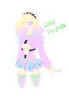 Pastel Goth Adoptable -open- by GSxBB