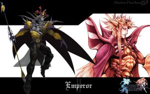 Dissidia Emperor Wallpaper by Shadow-Heartless