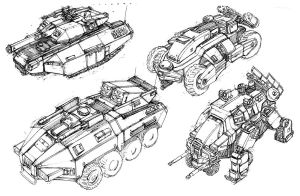 vehicles rough 2 by mad-jojo