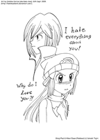Why do I love you by Kamiflor