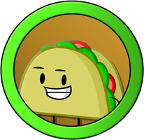 Inanimate Insanity (Series 2) #6: Taco by CDUniverse22