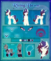 MLP: Rising Dawn by BritishMindslave