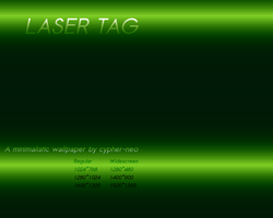 Laser Tag by cypher-neo