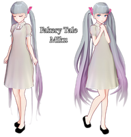 Fakery Tale Miku DL by Xoriu