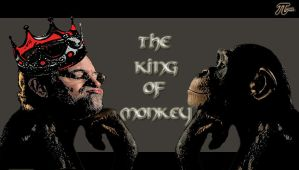 RAJOY THE KING OF MONKEY by pypol
