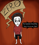 Don't Starve - Zero by RusticZero