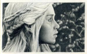 Mother of Dragons by Dodos24