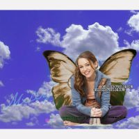 butterfly fly away by ObsessedCyrus