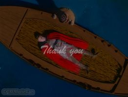 Thank you... by MagicalPictureMaker