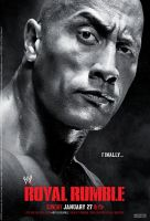 WWE Royal Rumble 2013 Official Poster HQ by windows8osx