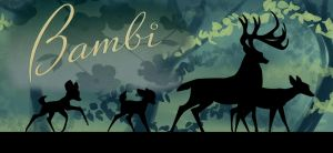 Bambi Banner by dyb