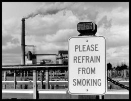 Stop Smoking Damnit by PhotoPurist
