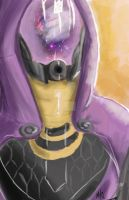 Tali by Forever-Nocturne